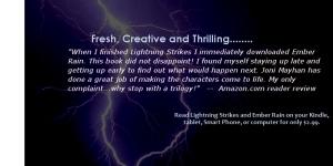 Ember Rain review banner