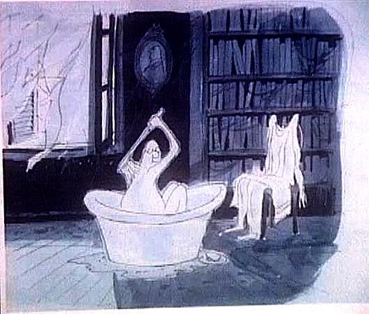 BathingGhost