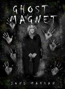 Ghost Magnet handprint cover