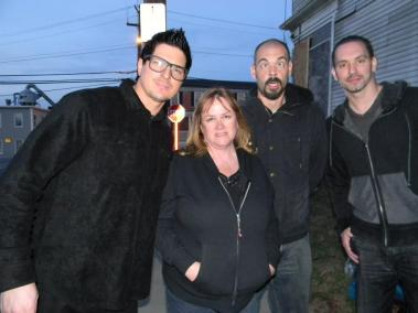me with Ghost Adventures